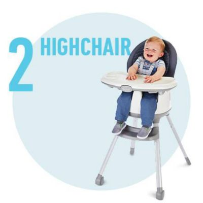 Floor2table 7 In 1 Highchair Gracobabycom