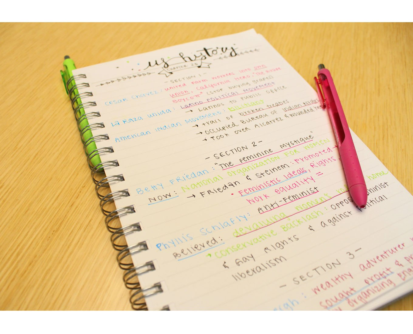 History Note Taking Tips and Tricks - Paper Mate