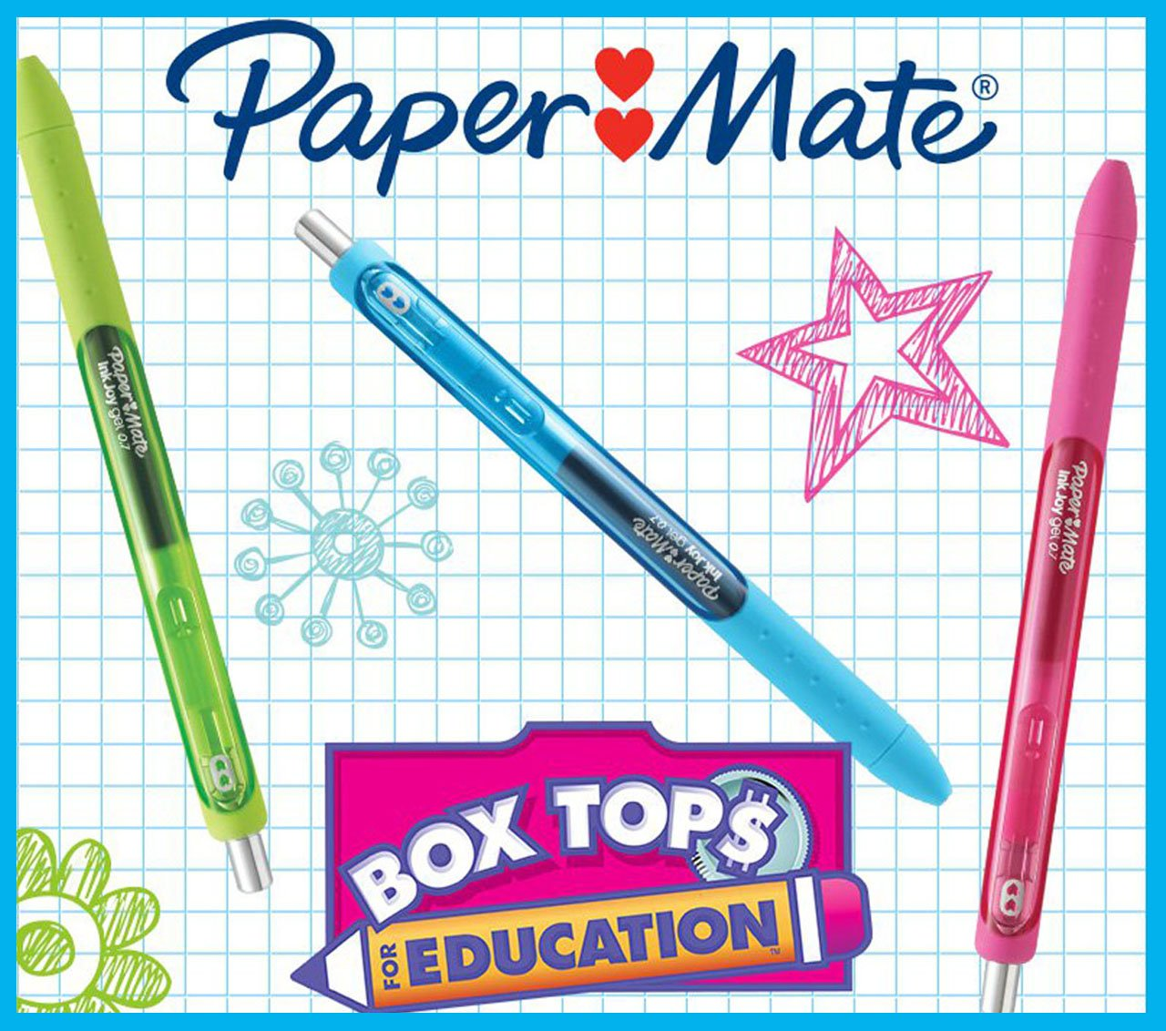 paper mate pens pencils coloring erasers correction products