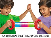 Light& Sound Touch Circuit