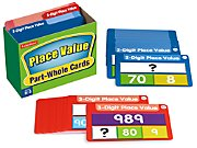 Visualize It! Part-Whole Place Value Cards
