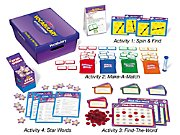 Vocabulary Activity Stations