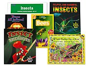 Insects Book Library- Gr.1‑3