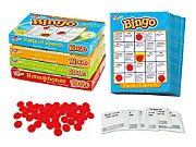 Vocabulary & Grammar Bingo Library