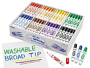 Best-Buy Washable Broad-Tip Markers - Class Pack