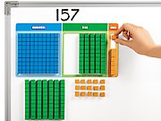 Visualize Place Value Magnetic Frame