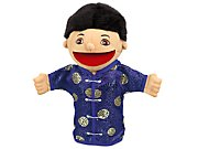 Let's Talk! Chinese Boy Puppet