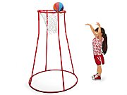 Beginner's Basketball Portable Hoop