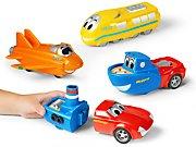 Mix& Match Magnetic Vehicles Jr.