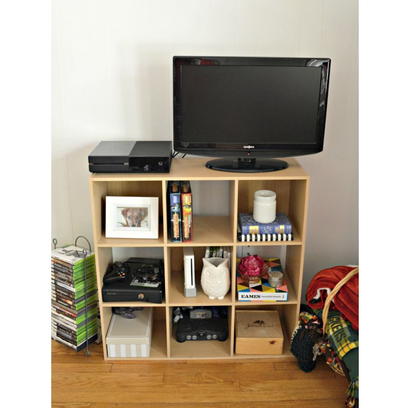 Top Using Bookshelves as TV Stands | OfficeFurniture.com GS21