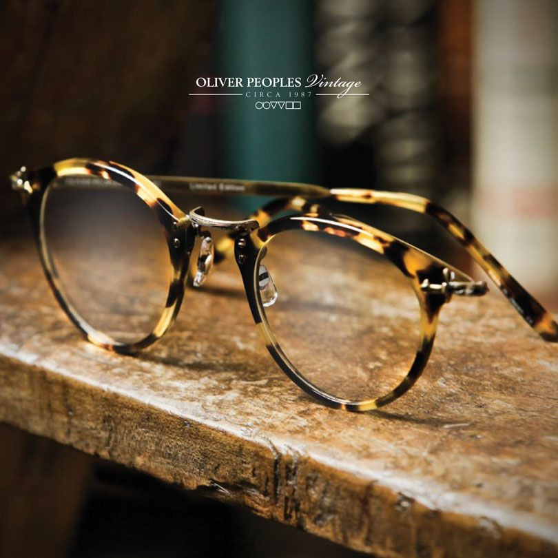 Oliver Peoples Vintage Eyeglasses