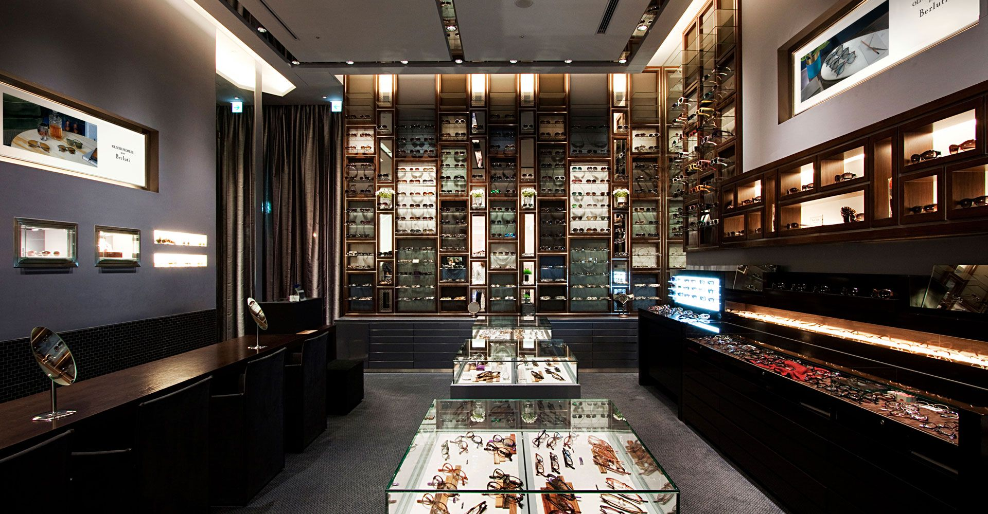 Oliver Peoples Aoyama Tokyo Japan Boutique