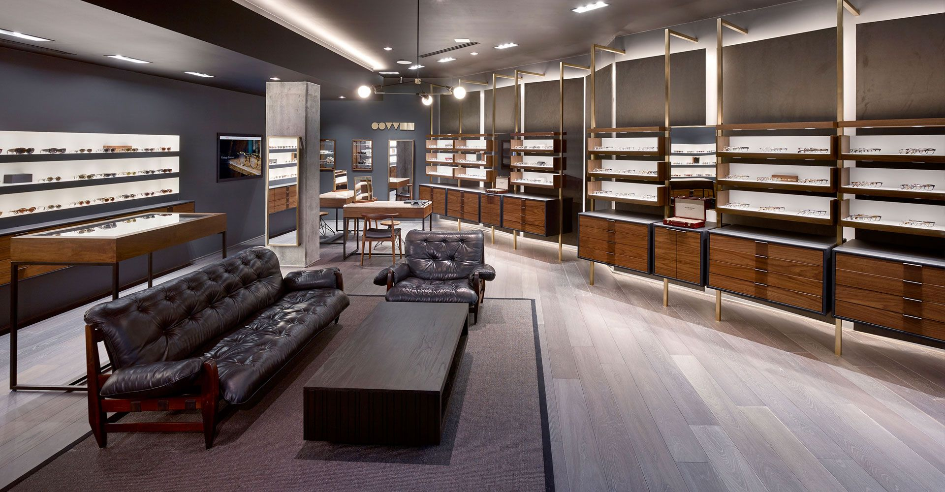 Oliver Peoples Shops at Bravern