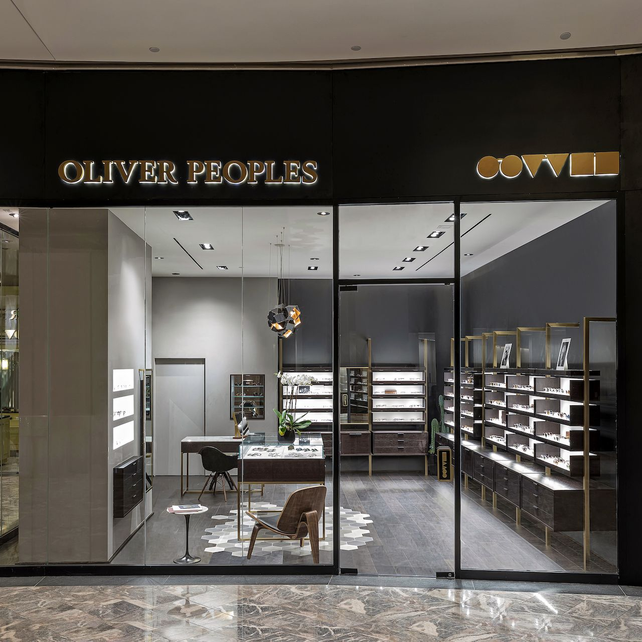 Brookfield Place New York boutique