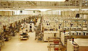 glass lens factory