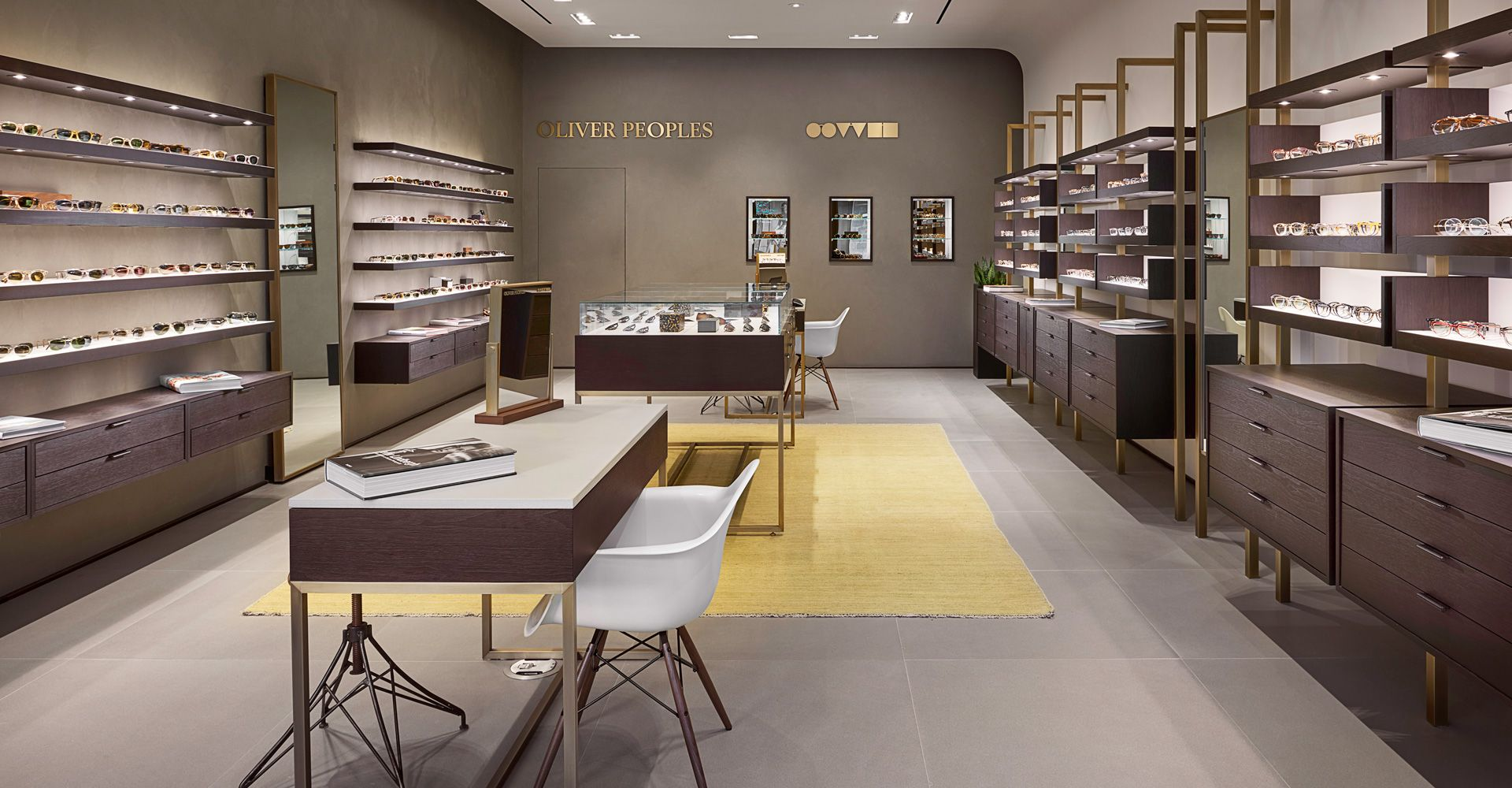 Oliver Peoples river Oaks Houston Eyewear Boutique