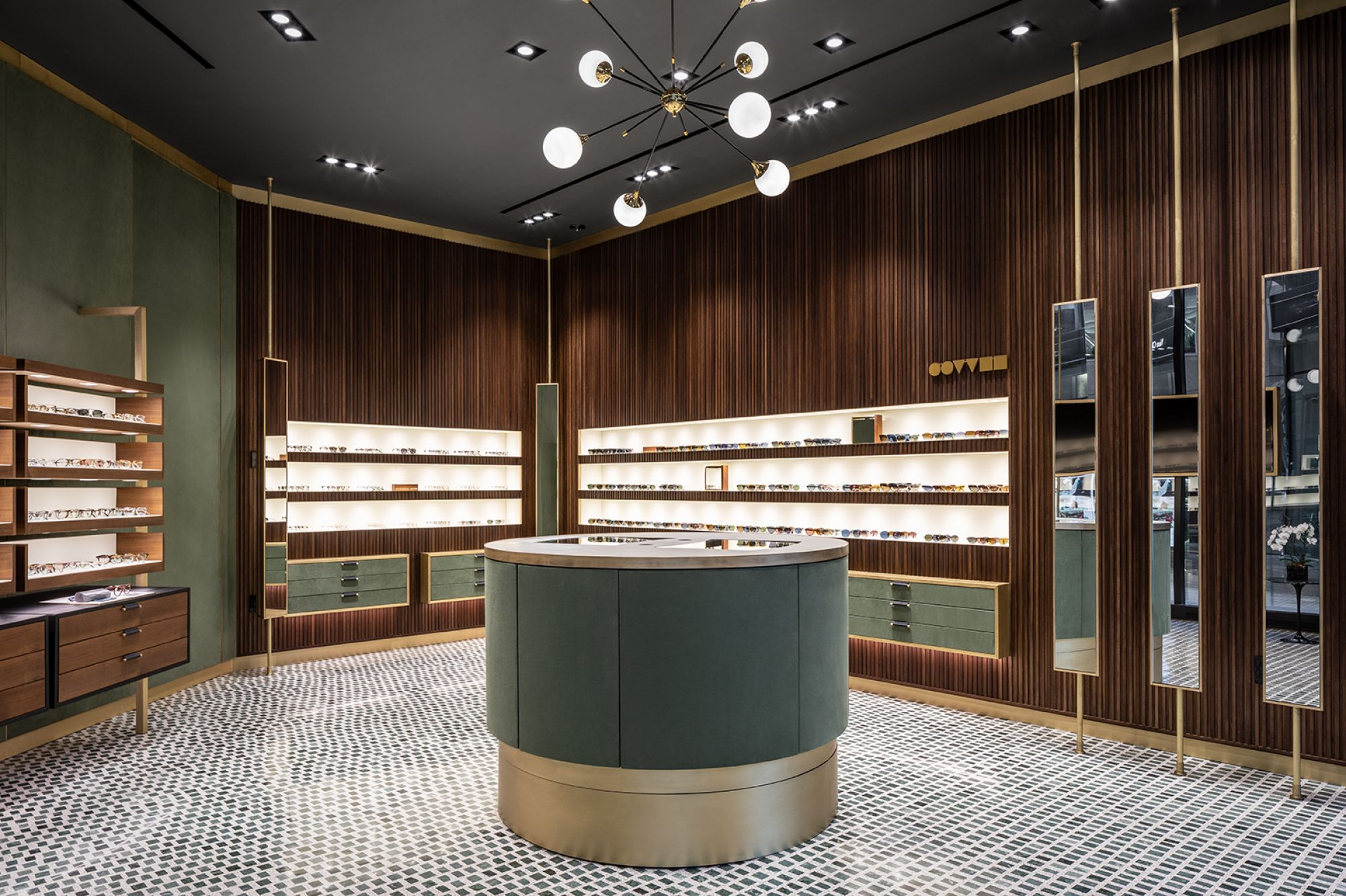 Oliver Peoples Shops at Vancouver
