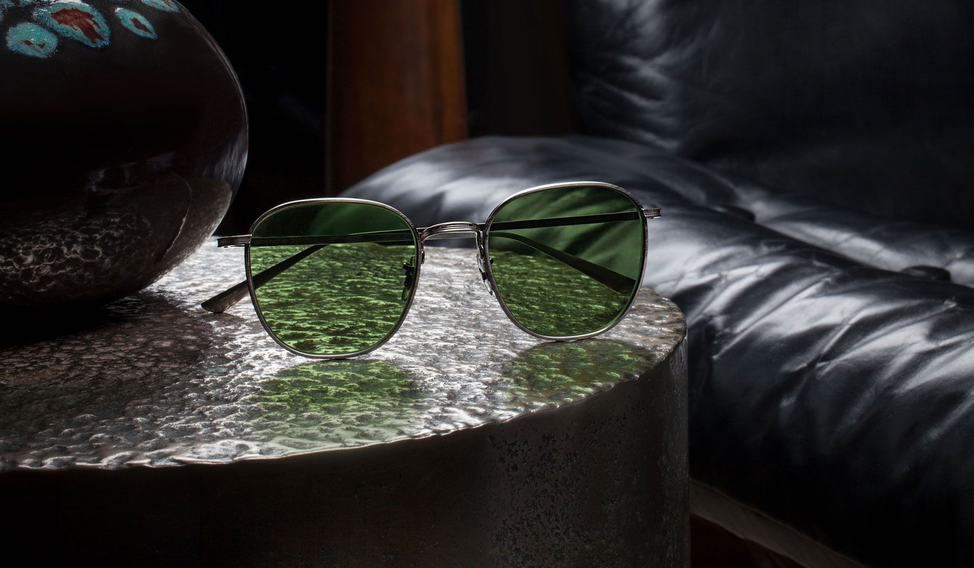 eac18e9d84 Oliver Peoples and The Row partner to create a new collaboration of  sunglasses. The project was born with the idea of marrying two brands with  similar ...