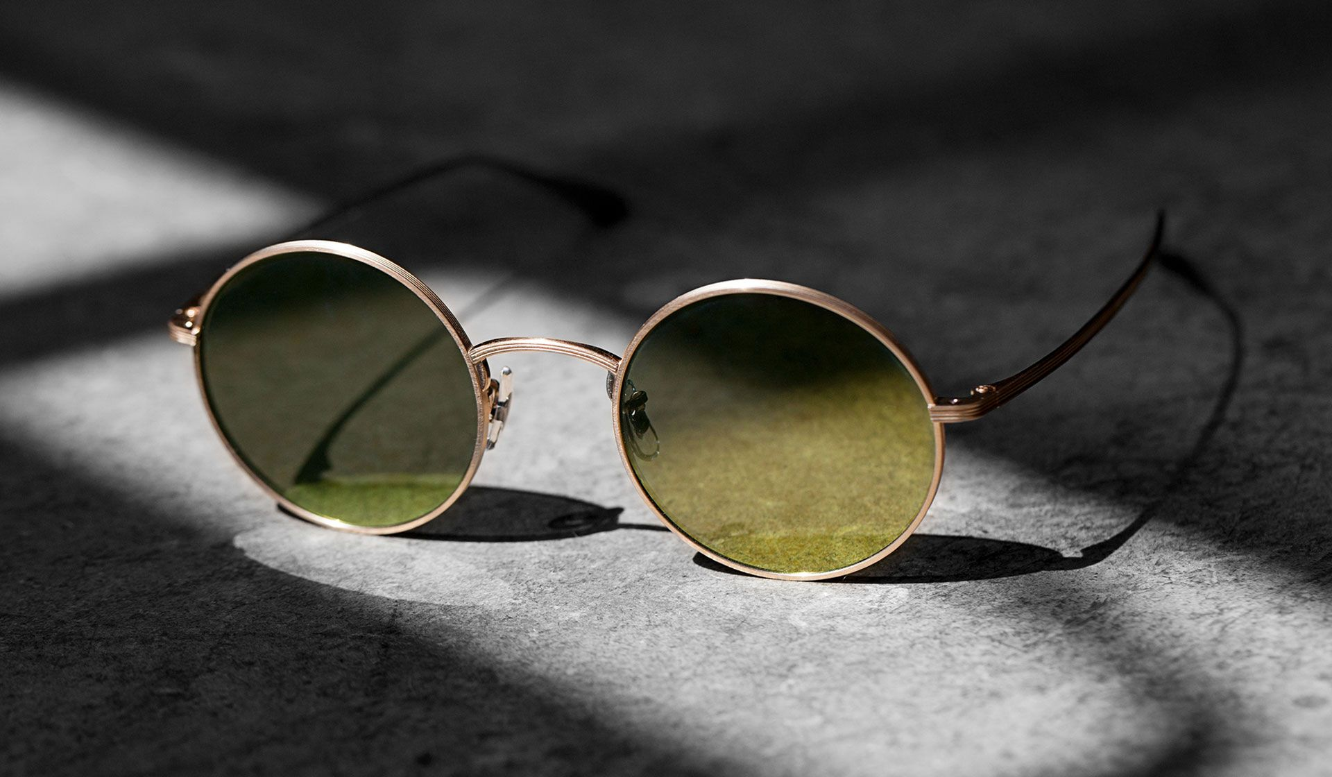 259ecbf330 Oliver Peoples and The Row partner to create a new collaboration of  sunglasses. The project was born with the idea of marrying two brands with  similar ...
