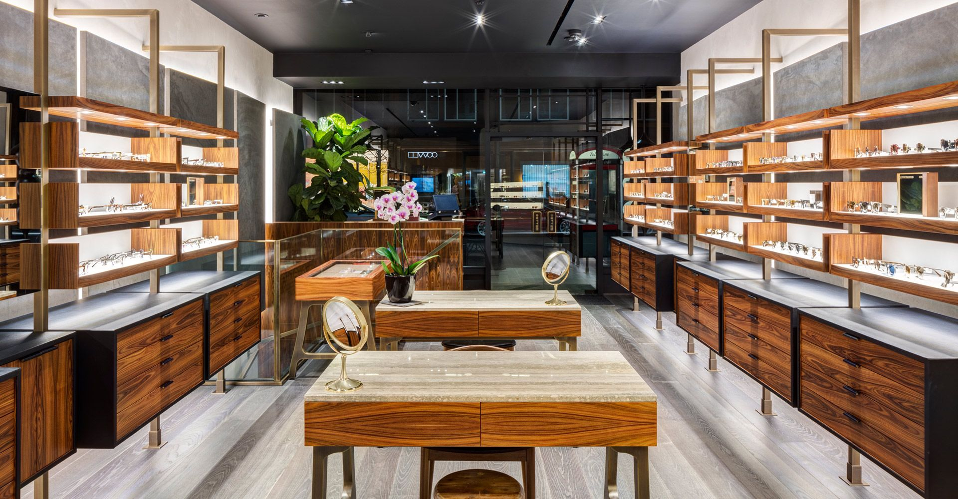 Oliver Peoples London Eyewear Boutique