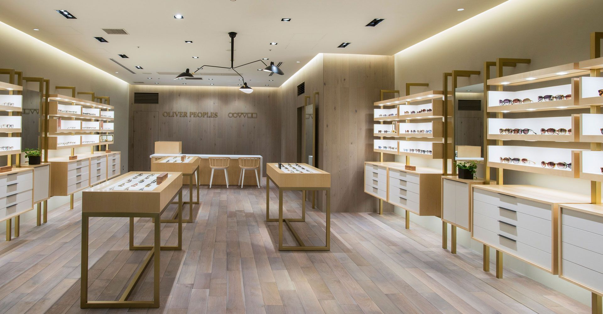 Oliver Peoples osaka shopping