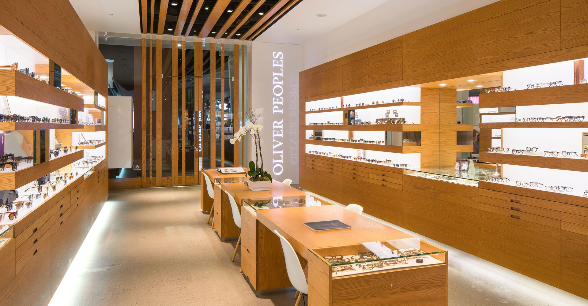 Oliver Peoples Fashion Valley Mall