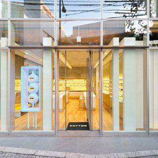 Tokyo Daikanyama boutique