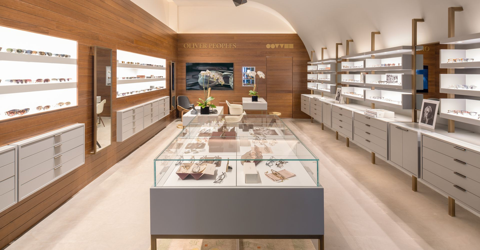 Oliver Peoples santa clara eyewear boutique