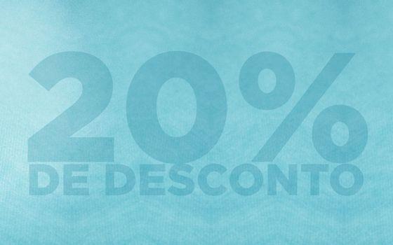 20% sconto