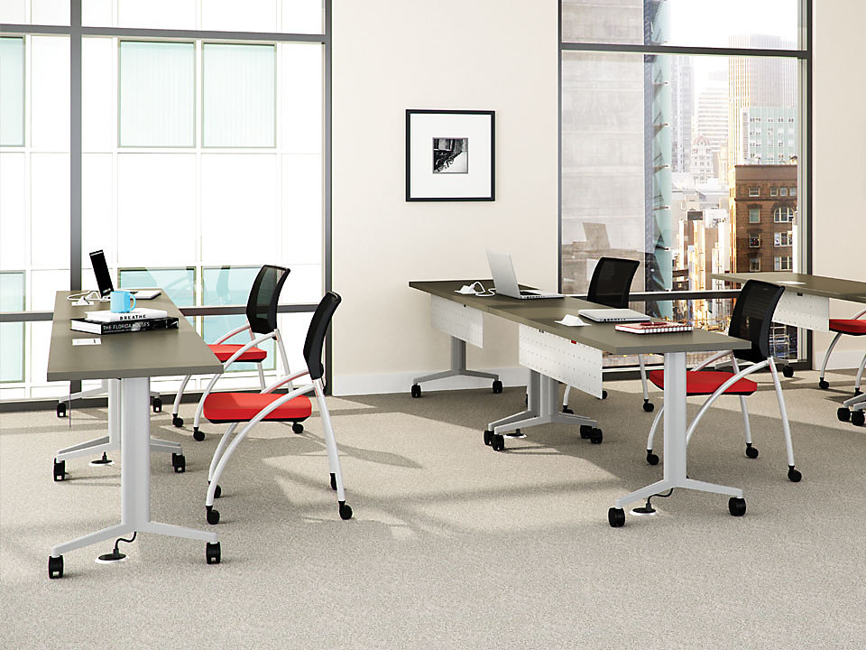 a2043 | paoli office furniture - casegoods, seating & conferencing
