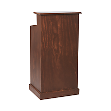 Check out the Podium Walnut for rent