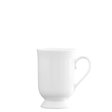 Check out the White Irish Coffee Mug 9 oz. for rent