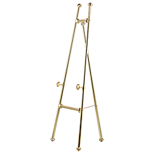 Check out the Easel Brass for rent