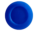 "Cobalt Blue Satin Glass Charger 13"" (Limited)"