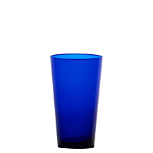 Check out the Cobalt Blue Tumbler Glass 17 oz. for rent