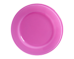 "Hot Pink Glass Charger 12"" (Limited)"