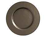 Mink Metallic Charger / Tray 13""