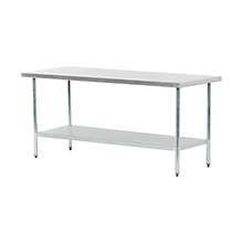 Check out the Stainless Prep Table for rent