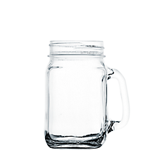 Check out the Mason Jar w/ Handle 16 oz. for rent