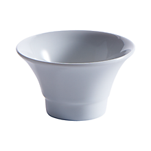Check out the Tasting Ceramic Flared Sauce Dish 2 oz. for rent