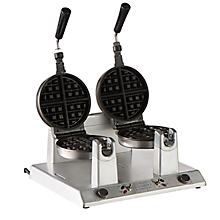 Check out the Double Waffle Iron for rent