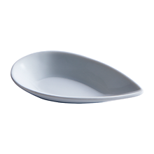 "Check out the Tasting Ceramic Teardrop Dish 4"" for rent"