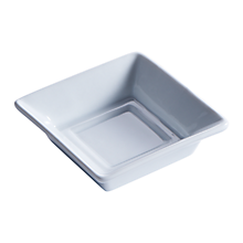 "Check out the Tasting Ceramic Square Dish with Flared Sides 3.75"" for rent"