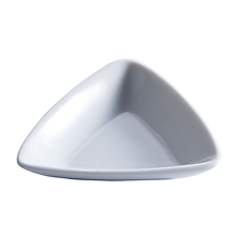 "Check out the Tasting Ceramic Triangle Dish 3"" for rent"