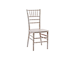 Reception Chair Distressed Whitewash