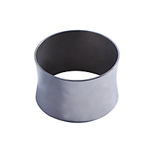 Check out the Hammered Stainless Napkin Ring for rent