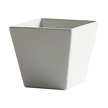Check out the Mini Ceramic Dip Bowl Square 14 oz. for rent