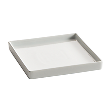 "Check out the Mini Ceramic Tiffin Plate Square 6.5"" for rent"