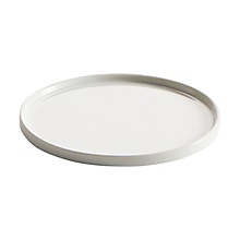 "Check out the Mini Ceramic App Plate Round 4.5"" for rent"