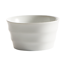 Check out the Mini Ceramic Ribbed Ramekin 6 oz. for rent